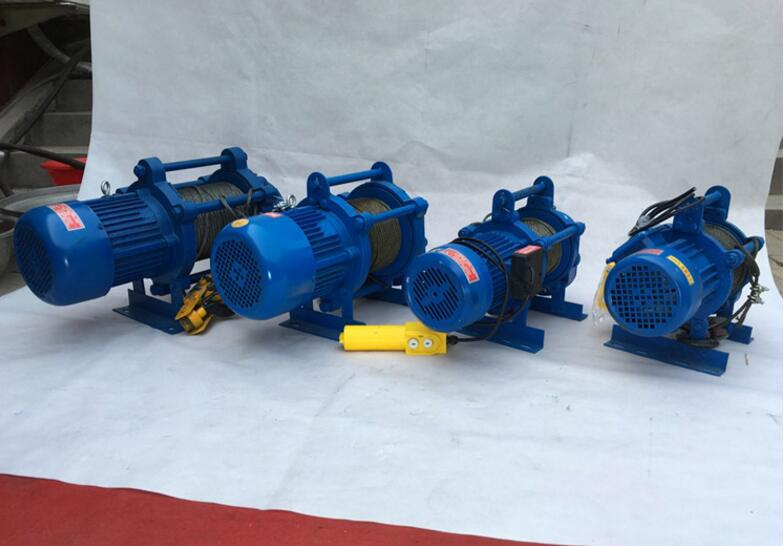Multifunctional Electric Lifting Winch