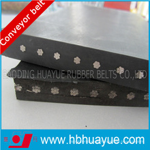 Anti-Static, Anti-Flame Steel Cord Conveyor Belts with Strong Tension for Coal Mining