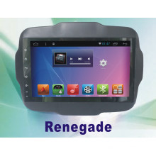 Android System Navigation Car DVD for Renegade 9 Inch with Car GPS