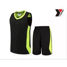 impression sublimation 4 couleurs personnaliser maillot de basket design