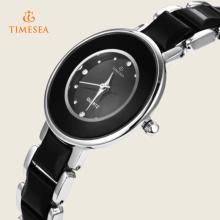 Keramik Damen Luxus Mode Armband Uhren 71145