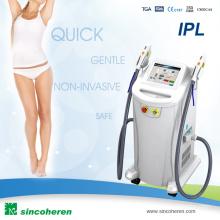 2016 Nueva máquina mejorada del retiro del pelo de Shrl IPL