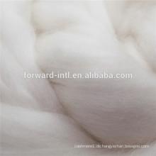 Niedriger Preis feine Wolle 15mic Kaschmir-Oberteile