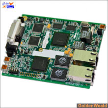 Display PCBA with Fan and heat sink suitable for Industrial Controller Equipment PCB assemlies power supply pcb assembly