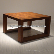 Modern and simple wooden coffee table C1071