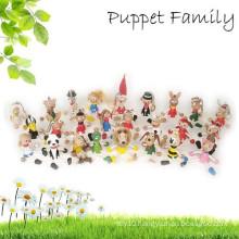 Kids Animal Wooden Puppet