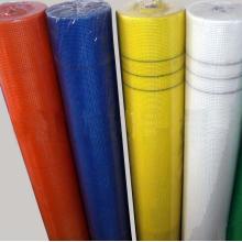 Emulsão revestida da malha da fibra de vidro da isolação da parede 5x5 externo