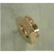 Customize Brass Nut Spare Part with Competitive Price