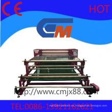 maquinaria de alta velocidad Pringting de la transferencia de calor del rollo