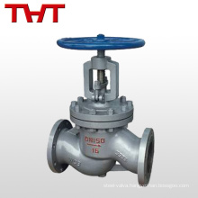 stainless steel globe type control valve manufacturer
