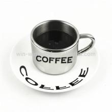 Sweet Saint Valentine's Anamorphic Coffee Cups And Mugs