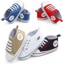 парусиновая детская обувь с мягким дном