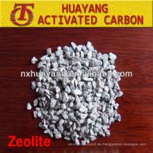 1-2mm große spezielle Abwasserbehandlung natürlicher Zeolith