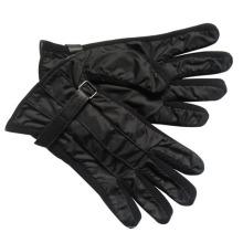Men′s Fashion Nylon Taffeta Knitted Warm Ski Gloves (YKY5063)