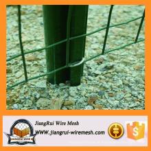 Galvanizado e PVC revestido malha de arame Holland (preço de fábrica)