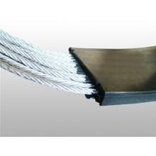 Flare Retardant Conveyor Belt (EP300)