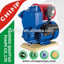 CHIMP 0.37KW AUPS bomba de agua eléctrica casera automática del aumentador de presión del arrabio