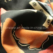 Twill 100% Rayon Fabric with Printed (SL15005)
