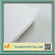 Ткань сетки ткань 100% полиэфира для одежды