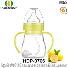150ml BPA Free Plastic Baby Feeding Bottle (HDP-0706)