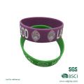 Custom Logo Silicone Wristbands China Wholesale
