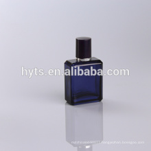 wholesale blue glass perfume spray bottle 30ml