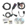 Auto Cable de diagnóstico de Lexia-3 Citroen / Peugeot Scanner