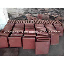 Impact Crusher Liner with Good Quality for Exporting