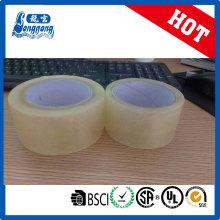 Cinta de adhesivo adhesivo de sellado de cartón de alta calidad