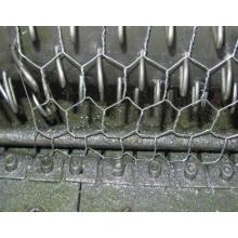 Malha de rede de fio de galinha para gaiola de cabo para Zoo Protect