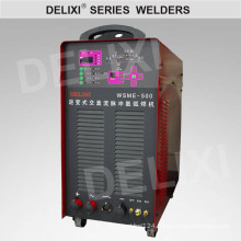 Pulse AC/DC Inverter Welder with Wp20 TIG Torch Water Cooled