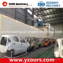 Chaîne de production automatique de peinture / revêtement pour l'industrie automobile