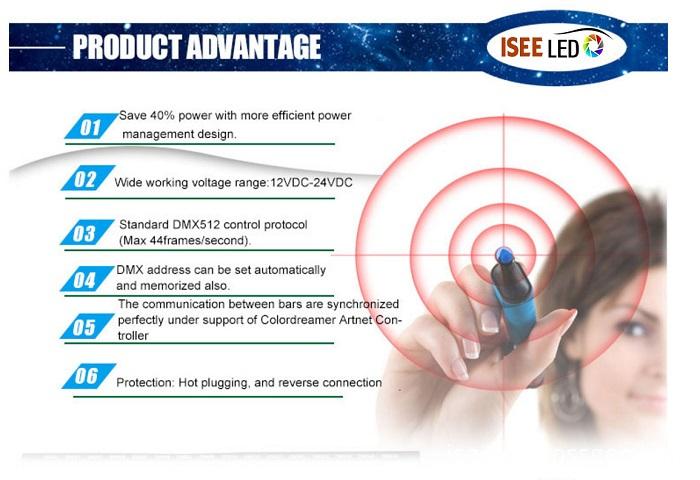 LED Bar Light RGB Advantage