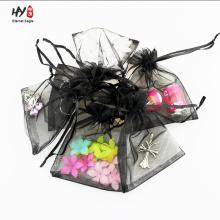 Multi-purpose plain exquisite organza bag