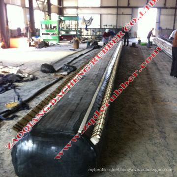 Inflatable Mandrel Shutter for Making Bridge Mould