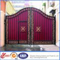 Fine Elegant Wrought Iron Safety Gate