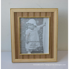 Light Brown MDF Frame with Lines