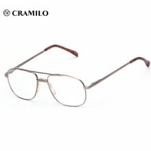 latest good designed korean metal optical frames