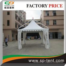 Tente 5x5m à vendre pavillon extérieur en aluminium pour la fête et le sport