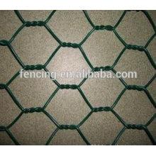 filet de clôture de prairie avec le fil d'acier galvanisé à haute tension