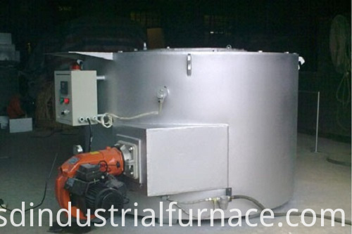Crucible Melting Furnace