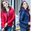 Down Hooded Coat Pato Puffer Packable