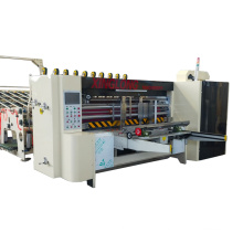 Automatic corrugated carton high speed rotary die cutting  machine
