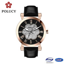 Women Watch with China Movement Stainless Steel Setting Stones Watches