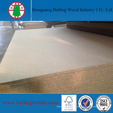 Furniture Grade Plain Chipboard with High Quality