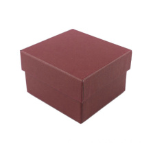 Kraft Paper Watch Box dengan Sponge Pillow