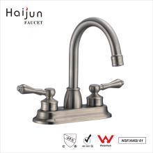 Haijun 2017 American Barand Style Bathroom Washbasin Faucets With Trade Data