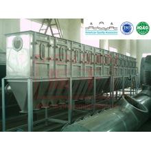 Séchoir à prix réduit pour matières premières chimiques par séchoir à ébullition horizontal