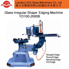 Forme bordure Machine de verre / verre Edge polisseuse