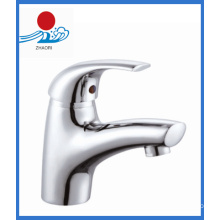 Hot and Cold Water Bathroom Basin Faucet Mixer Tap (ZR21202)
